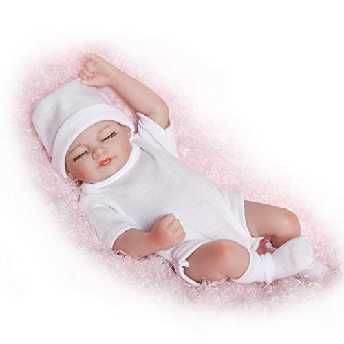 FACAIA Rebirth Doll, Juguetes para niños Tiny 10