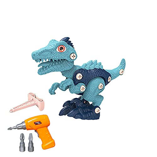 Take Apart Dinosaur Toys for Kids Construction Toys Dinosaur Building with Screwdrivers Dino Educational Learning Building Toy Set Birthday Gifts for Toddlers Boys Girls Age 3 4 5 6 7 8 Year Old