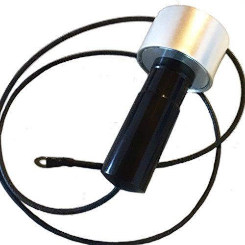1 Magnetlöser als Handgerät Lösegerät Handlöser Standard für Sicherungsetiketten Hartetiketten Warensicherung Artikelsicherung