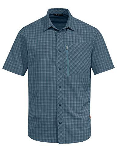 VAUDE Seiland II T-Shirt pour Homme Bleu Gris Taille XXL