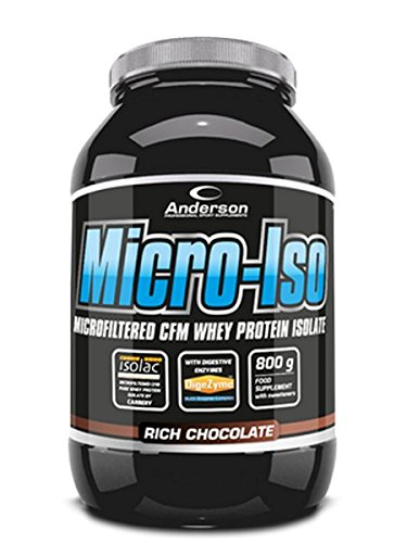 Anderson Research IAF00092735 Micro-Iso, 2000 g, Bacio
