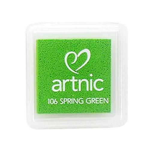 ツキネコ アートニックS AS106 スプリンググリーン