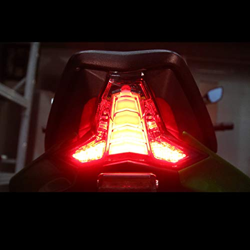 kawasaki zx6r led lights - 3