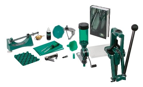 RCBS Rock Chucker Supreme Master Reloading Kit,...
