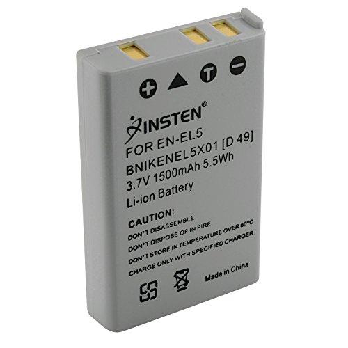 EN-EL5 Li-Ion Battery for Nikon Coolpix 3700/4200/5200