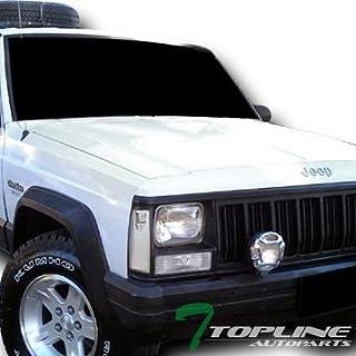 Topline Autopart Crystal Clear Reflector Corner Light...