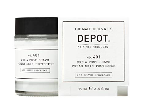 Depot No. 401 Pre & Post Shave Cream Skin Protector