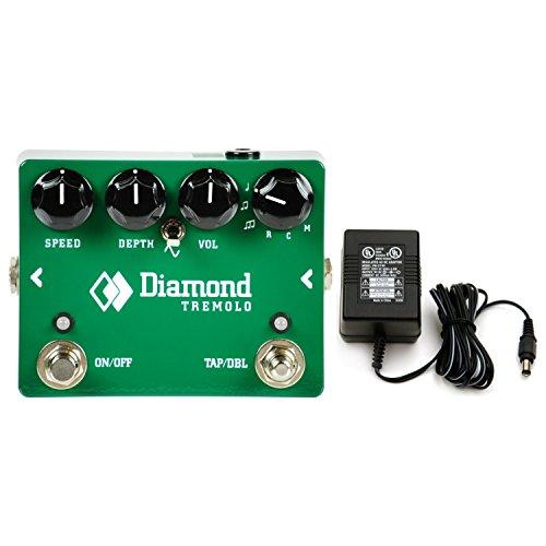 Diamond Tremolo Opto Trem w/ Power Supply