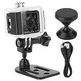 Plyisty Kit Action Cam Full HD 1080P, videocamera Subacquea Impermeabile Camma Sportiva WiFi grandangolare da 155 Gradi, con sensore CMOS e Visione Notturna, per Surf, Immersioni, ECC.