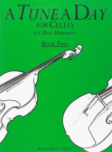 A Tune A Day: For Cello (Book 2): Noten für Cello