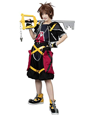 CosFantasy Herren Kingdom Hearts sora 1. ver Cosplay mp000263 Mix XXX-Large