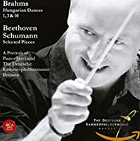 Brahms: Hungarian Dances 1, 3, 10-The Portrait of Paavo Jarvi and The Deutsche Kammerphilharmonie