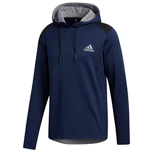 adidas Golf Herren Cold.RDY Hoodie Left Chest Logo Hoody - Collegiate Marine - M