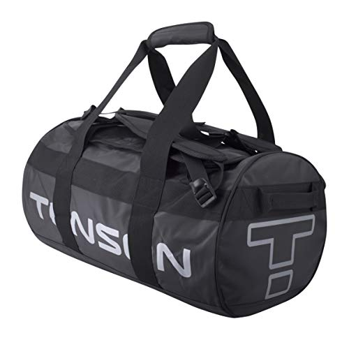 Tenson Unisex Travelbag, Schwarz, 65 L