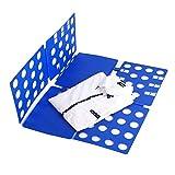 LIZHIOO 2pcs T-Shirt-Ordner, Kann Die Magische Kleidung Clip-Klappplatine Schnell Organisieren,...