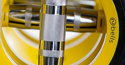 NuFit NuBells 20lb Yellow (Pair)