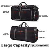 Zoom IMG-1 gonex 100l borsa da viaggio