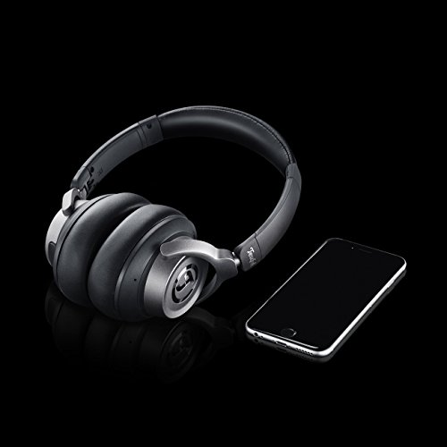 Teufel REAL Blue Black Over-Ear Headphones, Android, Apple iOS, Bluetooth Headphones, Bluetooth, EQ Equalizer, MP3