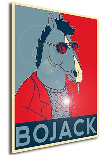 Instabuy Poster Propaganda Bojack Horseman Bojack Manifesto 70x50