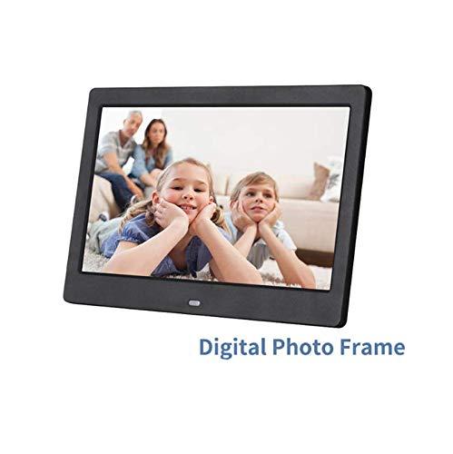 10 Pulgadas Marcos de Fotos Digitales (resolución 1024 × 600) Sistema Android 1G Memoria Inteligente máquina de Publicidad Capaz de conectar WiFi,Black