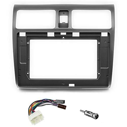 Sound Way - Radioblende Einbau Rahmen Adapter autoradio Einbauset 9