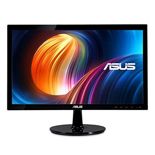 ASUS VS207D-P 19.5' HD+ 1600x900 VGA Back-lit LED Monitor,Black