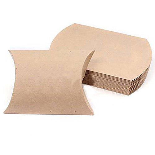 Skyoo 100 Stuks Zaad Pakketten Blank Zaad Enveloppen Lege Zaad Papieren Tassen Bulk voor Bloemen, Wildflower, Party Favors, Bruiloft, Groenten, Zonnebloem
