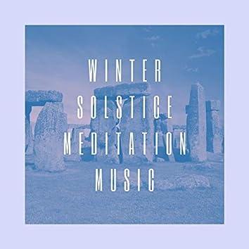 Winter Solstice Meditation Music: Deep Meditation for New Beginnings