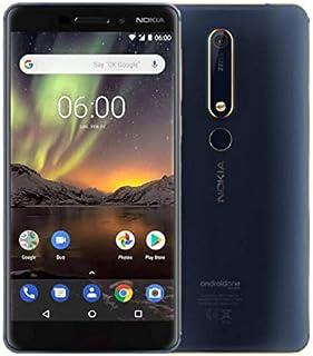 Nokia 6.1 Dual SIM 32GB 3GB RAM TA-1043 Blu Oro (Asian Version)