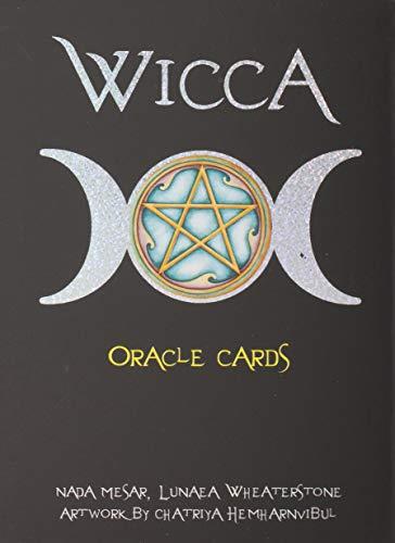 Wicca. Oracle cards. Con 32 carte. Ediz. multilingue