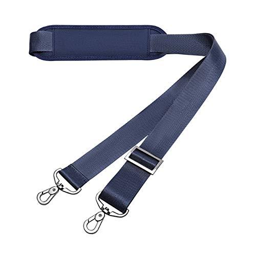 MOSISO 56 Pulgadas (142 cm) Correa de Hombro, Reemplazo Antideslizante Cinturón de Ajustable d...