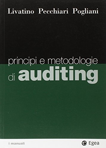 Principi e metodologiche di auditing