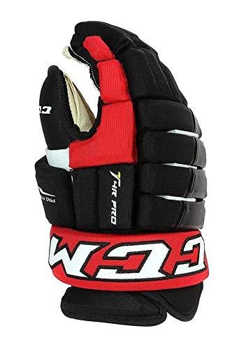 CCM TACKS 4R PRO Junior Eishockey-Handschuhe BLACK11