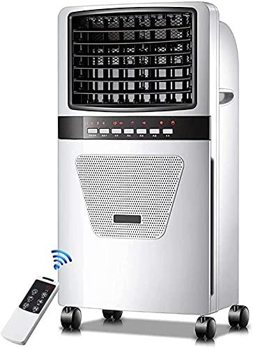TUHFG Aire Acondicionado Portátil Coolador evaporativo portátil, Aire Acondicionado portátil, Sala de refrigeración silenciosa 40 Metros Cuadrados, Incluido el Control Remoto, Aire Acondicionado