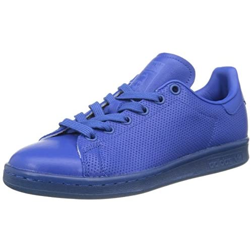 adidas Stan Smith Adicolor, Blue/Blue/Blue, 4