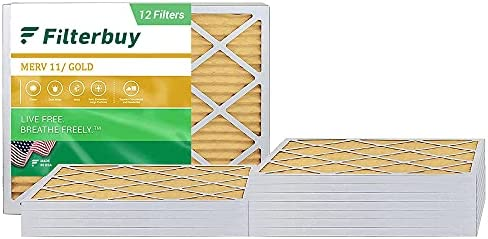 Top 10 Best air conditioner filters 18x24x1 Reviews