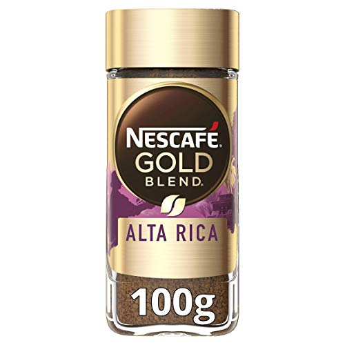 NESCAF? ALTA RICA Instant Coffee Jar, 100 g