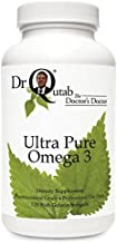 Ultra Pure Omega 3 by Dr Qutab The Doctor's Doctor - Affects The Production of Arachidonic Acid-Derived Eicosanoids, Cardi...