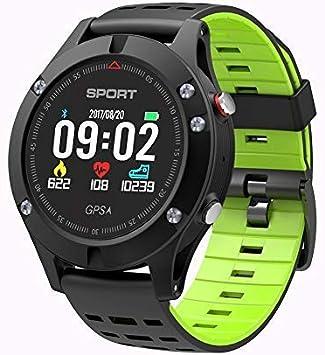 LOVOVR Reloj Inteligente, IP 67 A Prueba De Agua Rastreador ...
