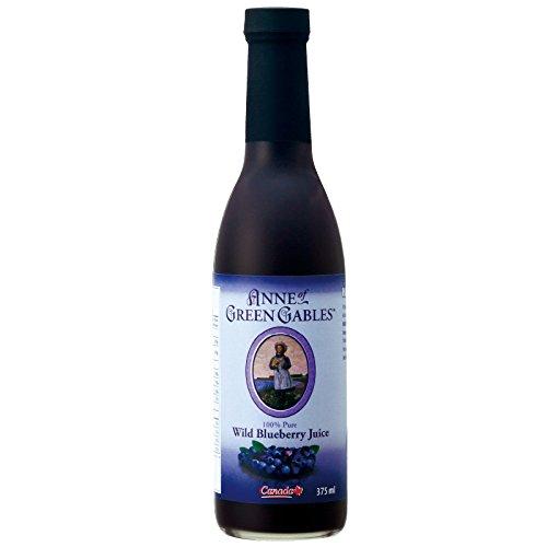 PEI Juice Works『赤毛のアン ワイルドブルーベリージュース』