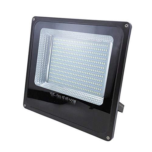 YROD LIGHT LED-schijnwerper, waterdicht IP66 outdoor schijnwerper, industrieel licht tuin, binnenplaats, fabriek super heldere wand licht schijnwerper (positief wit 5000K)