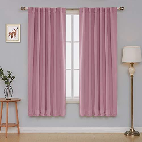 cortinas dormitorio fruncidas