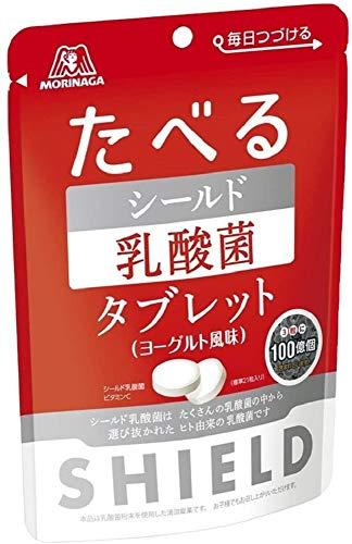 森永製菓 シールド乳酸菌タブレット 33g×9袋