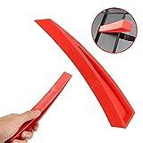 RUNMIND Red Plastic Air Pump Wedge Car Window Doors Emergency Entry Tools