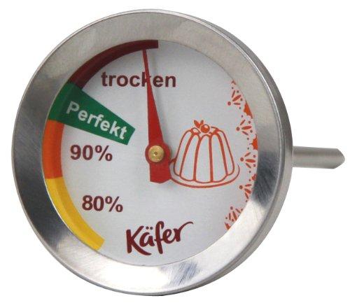 Käfer T512C Kuchen-Thermometer, analog