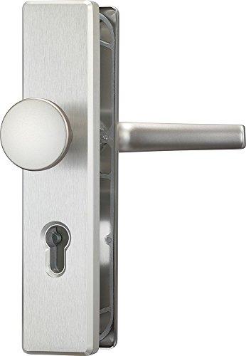 ABUS Tür-Schutzbeschlag KLS114 F9, edelstahl, 31704