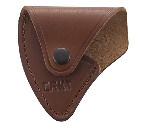 CRKT T-Hawk Máscara de couro para uso com Woods Chogan, Kangee e Nobo Tomahawks D2730-1