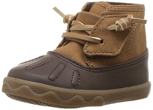 Infant Boy Brown Boots