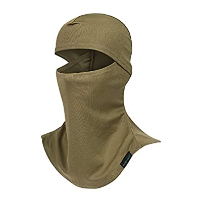 Balaclava Full Face Cover Mask Men Women Neck Gaiter Breathable WindProof Scarf Dust Helmet For Motorcycle Outdoor Sports
