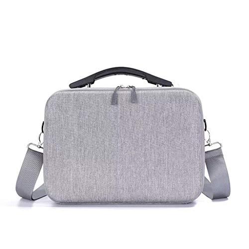 JSxhisxnuid Drohne Handtasche für Xiaomi FIMI X8 2020 Drone Tragetasche wasserdichte/stoßfest Schultertasche Tasche Tragekoffer Bag für Batterien, Fernbedienung, Ladegerät Zubehör (Grau)